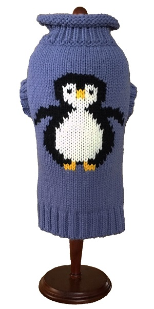 Petey Penguin Sweater - NEW