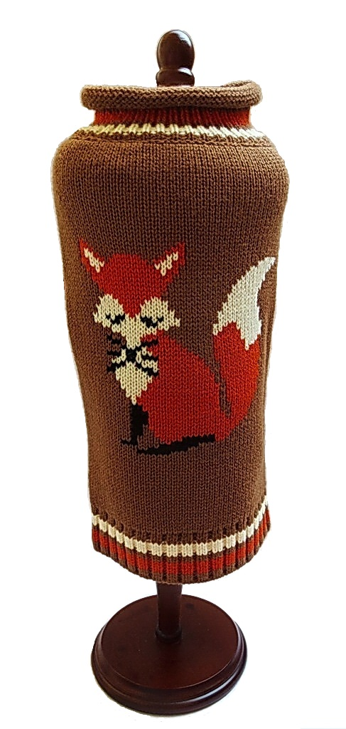 Foxy Fox Sweater
