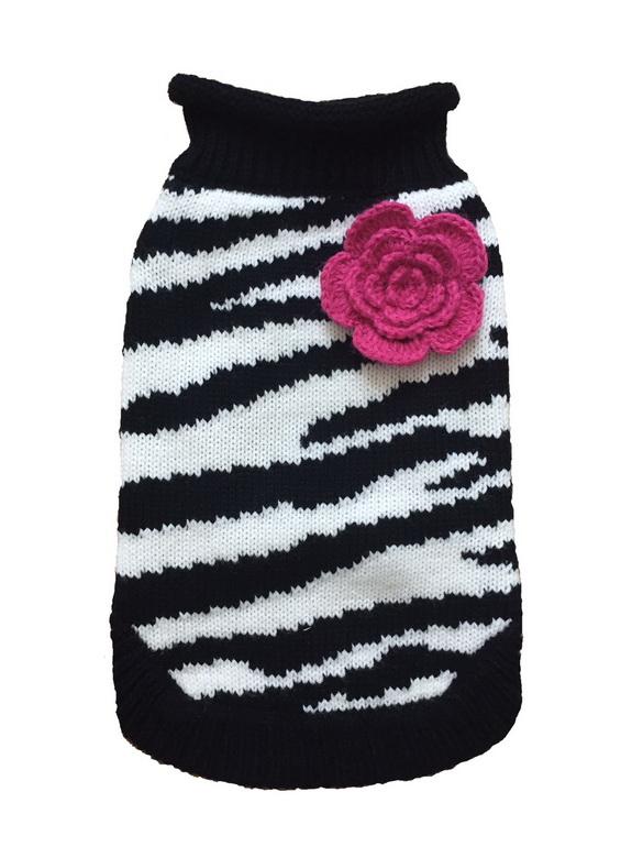 Zebra Fleur Rose - New