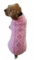Irish Knit Cotton Candy Pink (lighter)