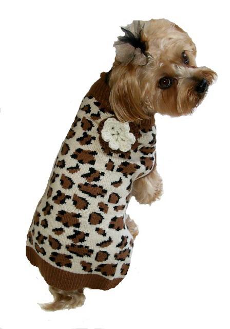 Brown Lovin Leopard