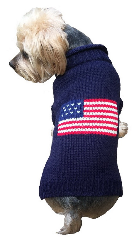Patriotic Pup - Navy