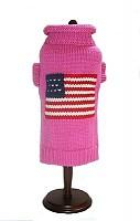 Patriotic Pup - Pink